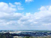 上宮日峯山からの眺め2