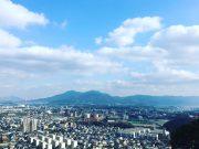 上宮日峯山からの眺め1