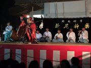 宮日祭、折尾神楽